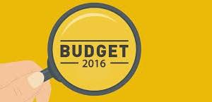 2016 Federal Budget